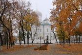 The Blagoveshchensk cathedral, Voronezh — Stock Photo