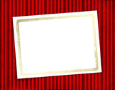 Frame for invitations. Abstract striped — Stock Photo