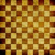 Stock Photo: Background with chequered chess