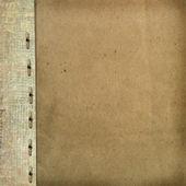 Grunge cover for album or portfolio — Stock Photo