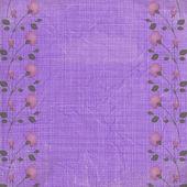 Astratto sfondo floreale — Foto Stock