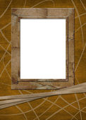Abstract frame for photo or greeting — Stock Photo