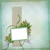 Abstract background with bunch — Stock Photo
