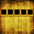 Old grunge paper slides -  