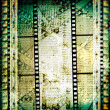 Old papers and grunge  filmstrip — Stock Photo #2217386