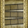 Old papers and grunge filmstrip — Stock Photo #2274062