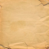 Grunge crumpled paper design — Stock Photo