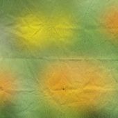 Grunge crushed green background — Stock Photo