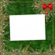 Foto de Stock  : Greeting card for the holiday