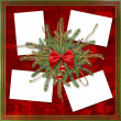 Greeting card for the holiday — Foto de stock #2313374