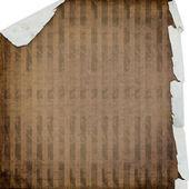 グランジ スタイルで使用されている紙 — ストック写真