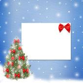 Card for congratulation — Stock Photo