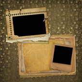 Grunge vintage background — Stock Photo