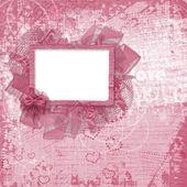 день святого валентина карты с сердечками — Стоковое фото