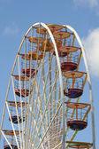 Ferris whell — Стоковое фото