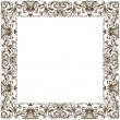 Raster Vintage frame decor — Stock Photo #1225811
