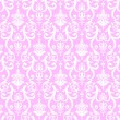 Raster seamless backgroung pink - Stock Photo