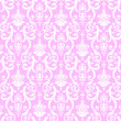 Raster seamless backgroung pink — Stock Photo