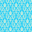 Raster seamless backgroung azure — Stock Photo #1238929