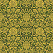 Royalty-Free Stock Photo: Raster Seamless Wallpaper Pattern