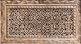 Ancient lattice — Stock Photo