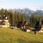 Slovakia architecture — Stock Photo