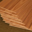 Laminate — Stock Photo