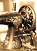 Sewing-machine — Stock Photo