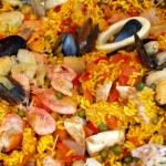 Paella — Stock Photo
