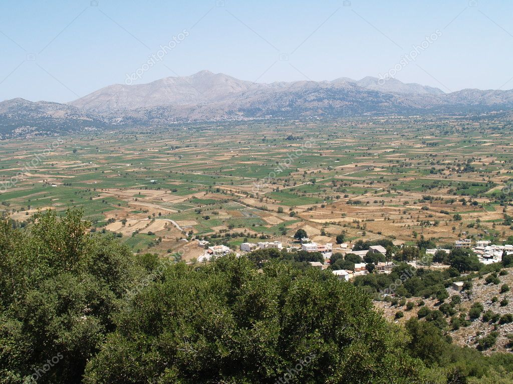 Crete landscape-Greece. — Stock Photo #1220298