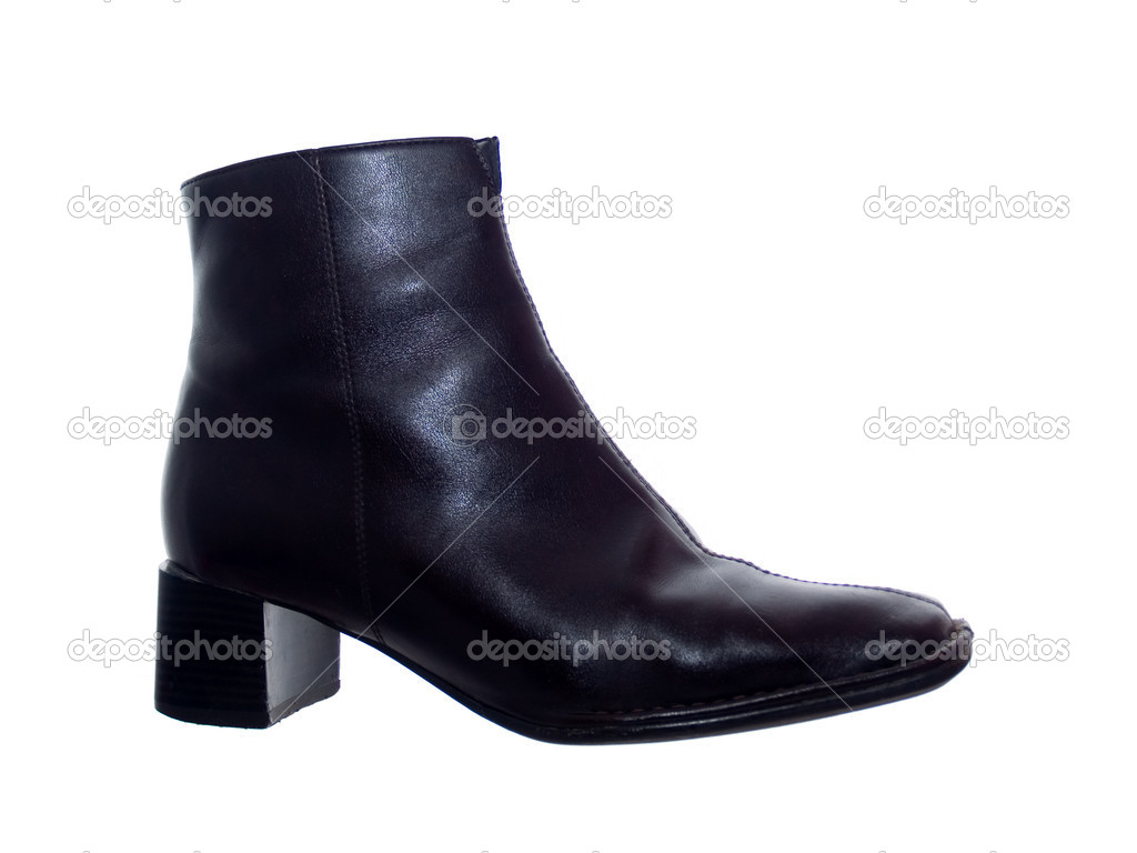 Boot isolated on the white background — Stock Photo #1378765