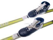 Ski-uitrusting — Stockfoto
