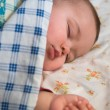 Royalty-Free Stock Photo: Sleeping baby