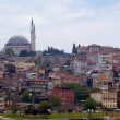 Panoramic view on Istanbul — Stock Photo