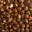 Stock Photo: Hazelnut background