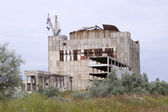 Abandoned Atomic Power Station (Kazantip — Stock Photo