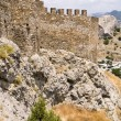 Genocastle in Sudak, Crimea — Stock Photo #1165341