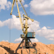 Harbor crane — Stock Photo #1207586