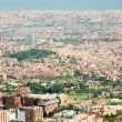 Barcelona roofs - Stock Photo