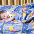 Sleeping baby — Stock Photo #1207865