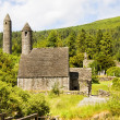 Saint Kevin's Church - Ireland — Stock Photo #2179755