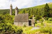 Saint Kevin's Church - Ireland — Stock Photo