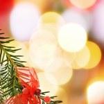Christmas festive border — Stock Photo #2563671