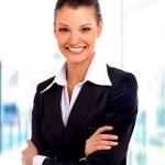 Business woman — Stock Photo #1143676