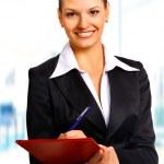 Business woman — Stock Photo #1143768
