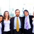 Business-Team — Stockfoto