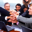 Group of business — Stock Photo #1148766