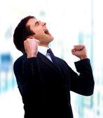 ビジネスの男性 — ストック写真