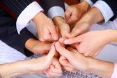 ビジネス グループ — ストック写真