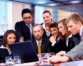 ομάδα επιχειρήσεων — Φωτογραφία Αρχείου